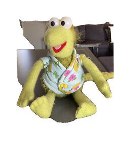 "Manhattan Toy Disney Jim Henson Fraggle Rock Wembley Plush Hand Puppet 2009 10"""