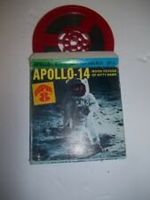 Genuine Columbia Pictures 8mm Film - Apollo- 14 Moon Voyage Of Kitty Hawk *READ*