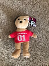 Brand New with Tags 2010 Justin Bieber Bear