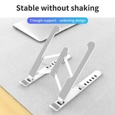 New Adjustable Laptop Stand Desk Portable Notebook Riser For Macbook Pro Air