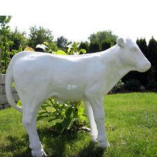 DEKO ALM KUH KALB LIESEL ROHLING lebensgroß Garten Tier Figur Skulptur BAUERNHOF