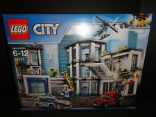 LEGO CITY 60141 POLICE STATION 894 PIECES INCLUDED     NEW