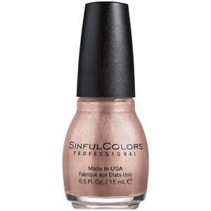 Sinful Colors Professional Nail Polish 0.5 fl oz (15 ml) (Variety)