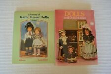 2 Doll Collector Books Kathe Kruse Dolls & Dolls & Doll Houses