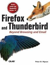 Firefox and Thunderbird: Beyond Browsing and Email-ExLibrary
