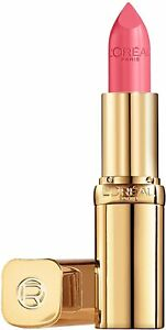 L'Oreal Paris Color Riche Satin Lipstick Soft And Ultra Hydrating pink,Red