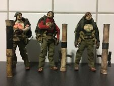 "6"" 1/12 3A THREEA Action Portable Heavy TK 3 Pack Figure Ashley Wood"