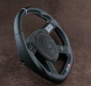 Dodge flat bottom custom steering wheel Challenger SRT8 HEMI 300c Magnum Charger
