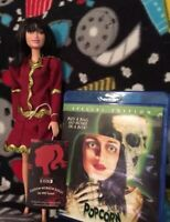 "SALE!! Popcorn CUSTOM HORROR DOLL OOAK ""Maggie"" Action Figure Jill Schoelen"