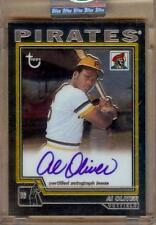 2004 Topps Retired Al Oliver Auto!