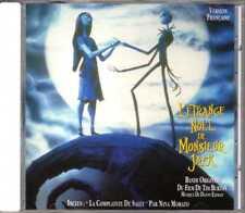 Danny Elfman - L'Etrange Noël De Monsieur Jack (Bande Originale) - CD - 1994 OST