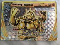 Rare BREAK NM-Mint Pokemon XY 1x Machamp BREAK 60//108 Evolutions