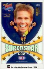 2010 Select AFL Champions Mascot Gem Card MG15 Mark LeCras (West Coast)