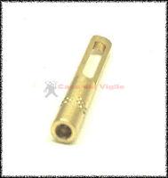 Avviatore ottone per carabina porta pezzuola scovolo per carabina e pistola