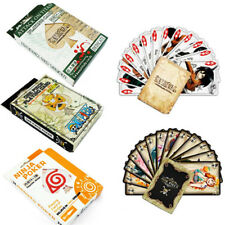 Anime Playing Cards Deck Poker Cards With Box Collection