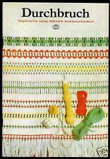 Handarbeitstechnik Band 2, Durchbruch, 1983
