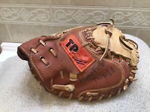 "True Play TC-44 33.5"" Baseball Softball Catchers Mitt Right Hand Throw"