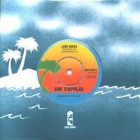 "JIM CAPALDI  (TRAFFIC) ~  Love Hurts ~ Original 1975 UK Island  7""  vinyl single"