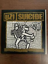 """Uzi Suicide Pretty Little Flower Ultimate Taint Fight Championship 7"""" Vinyl Punk"""