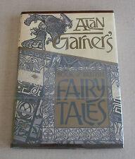 Alan Garner's Book of British Fairy Tales 1st USA Printing HC/DJ 1984 Illust.