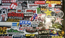 Assortment Set Lot Of 25+ Utv Off Road Decals Stickers Atv Offroad Quad Racing