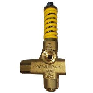 GP2124 General Pump Unloader Valve  21GPM / 79.5LPM 4000PSI Pressure Washer