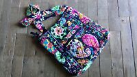 NWT Vera Bradley Disney MIDNIGHT WITH MICKEY HIPSTER Excellent Placement BLACK