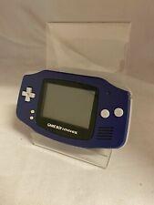 Nintendo Game Boy Advance Purple Handheld System
