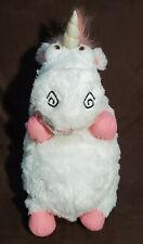 Universal Studios Despicable Me Fluffy Unicorn Plush