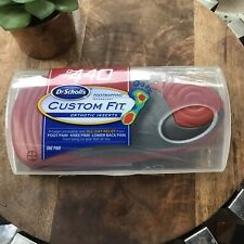 Dr. Scholl's CF440 Custom Fit Orthotic Inserts