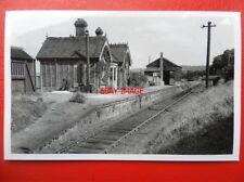 PHOTO  Rowant RAILWAY STATION oxfordshire