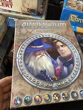 Artificium Board Game Contents Sealed