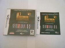 Partouche Poker Tour - Nintendo DS - Complet - PAL FR