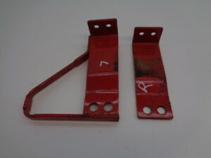 Running board support bracket left right set Troy Bilt Pony lawn tractor M8A