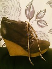 Diesel Shoes Size 41 Leather,brown,new