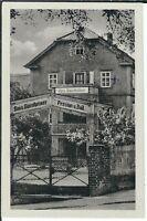 Ansichtskarte Bad Sulza - Haus Gunstheimer am Kurpark - Pension und Bad - SELTEN