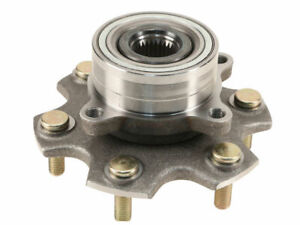 Front Wheel Hub Assembly 6YNM34 for Montero 2001 2002 2003 2004 2005 2006