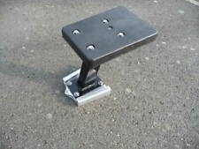 """Outboard motor Bracket. 9"""" out stand detachable Aluminium shoe.upto7HP"""