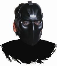 Morbid Evil Goalie Black Plastic Mask