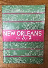 Louisiana, New Orleans, 1951, Tourism, Kansas City Southern Railroad