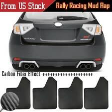 For Subaru Legacy Impreza WRX STI Rally Racing Mud Flaps Mudguards Splash Guards