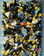 LEGO City Minifigure Lot x4 Police Cops Robbers bad guys & Accessories MINIFIGS
