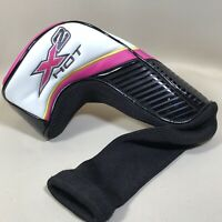 Callaway X2 Hot Driver Headcover Head Cover Very Good Condition Ladies Pink