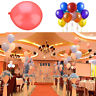 100 X 12 INCH LATEX HELIUM OR AIR QUALITY BALLOONS PARTY WEDDING BIRTHDAY NEW