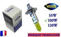 ► Ampoule Jaune ancien Marque Française VEGA® H1 100W Auto Moto 12V ◄