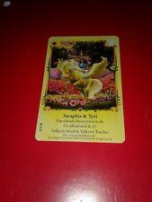 BELLA SARA SUNFLOWERS SERIES 11  SERAPHIA & TYRI 40/55 NON-FOIL CARD