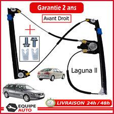 LEVE VITRE ELECTRIQUE AVANT DROIT RENAULT LAGUNA 2 MECANISME GARANTIE 2 ANS