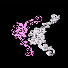 Lace Flowers Metal Cutting Dies for DIY Scrapbooking Album Paper Card CraftSC