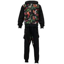 Vêtements à motif Floral pour fille de 5 à 6 ans