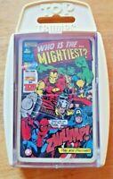 Top Trumps - Marvel Comics Retro - Who Is The ...Mightiest?
